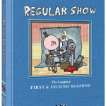 Regular Show: The Complete First & Second Seasons on Blu-ray and DVD 7/16/13!