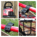 Master Lock Bike Safety