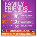 Sears' Sunday Family & Friends Sale You Don't Want To Miss!