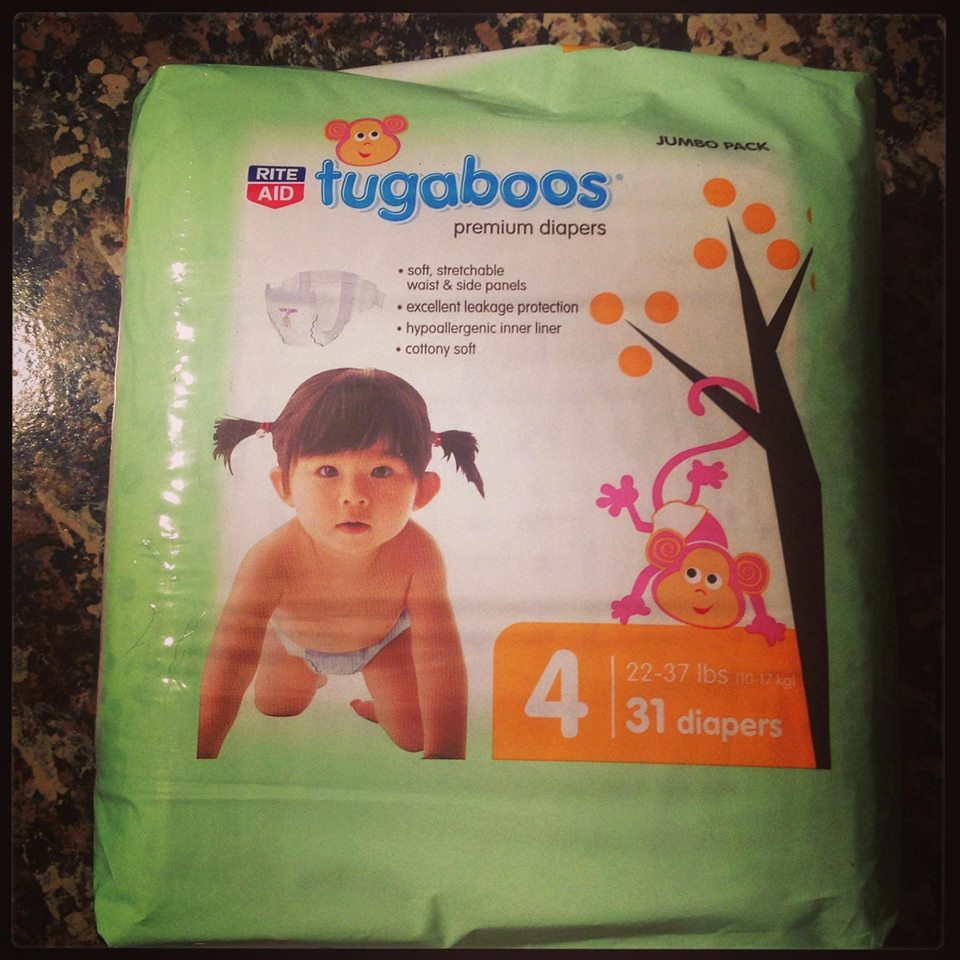 Tugaboos Diapers