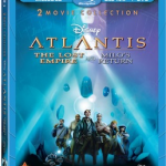 Atlantis The Lost Empire and Atlantis Milo's Return Review
