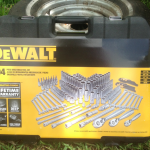 DEWALT 204 pc. Mechanics Tool Set Review