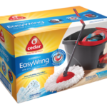 O-Cedar Easy Wring Spin Mop & Bucket System Review