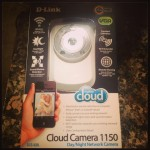 D-Link Cloud Camera 1150 Day/Night Network