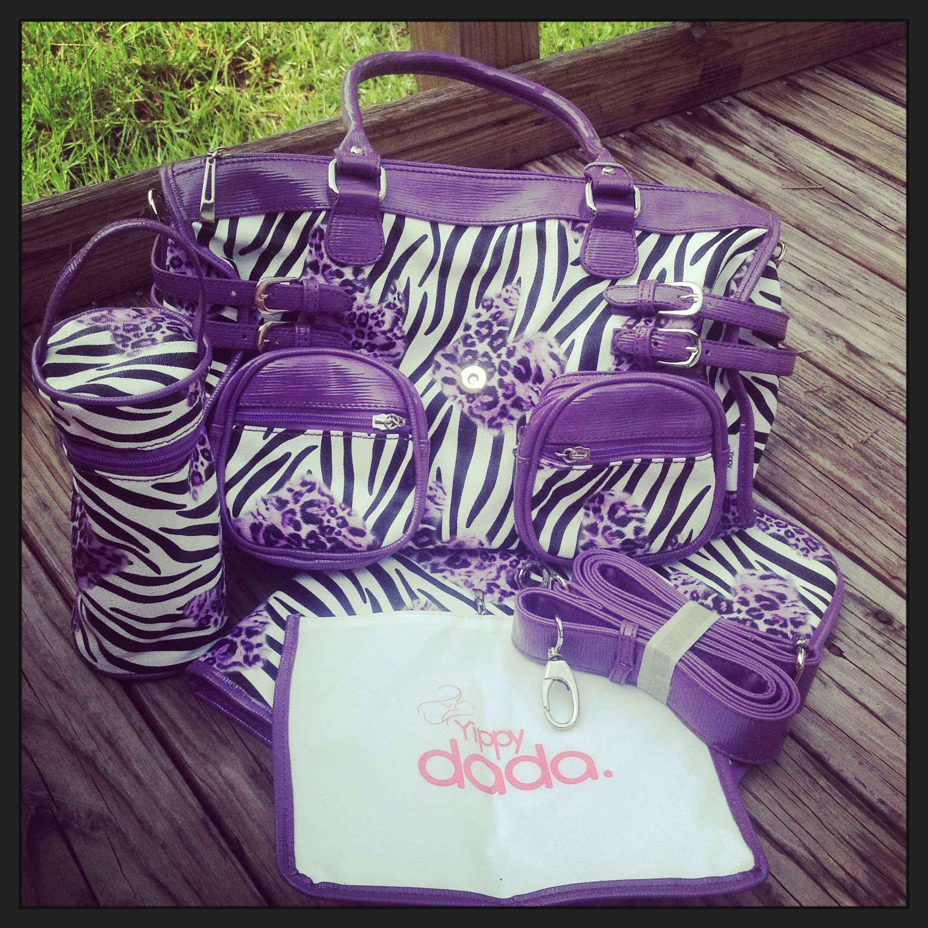 Yippydada Baby Changing Bag