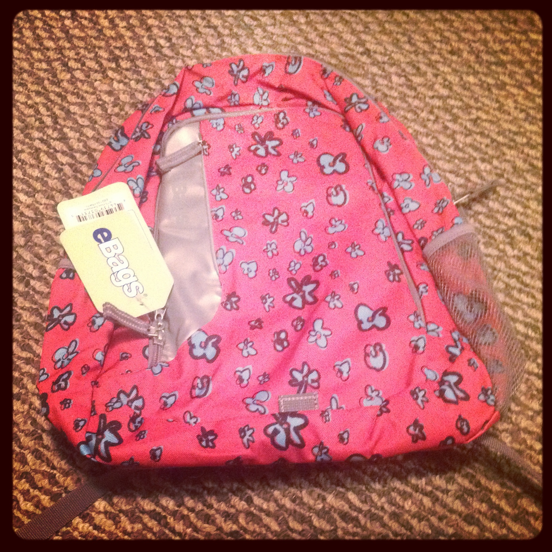 eBags Bookworm Kids' Pack Review