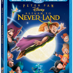 Disney's PETER PAN: RETURN TO NEVERLAND! on Blu-ray Combo Pack 8/20!