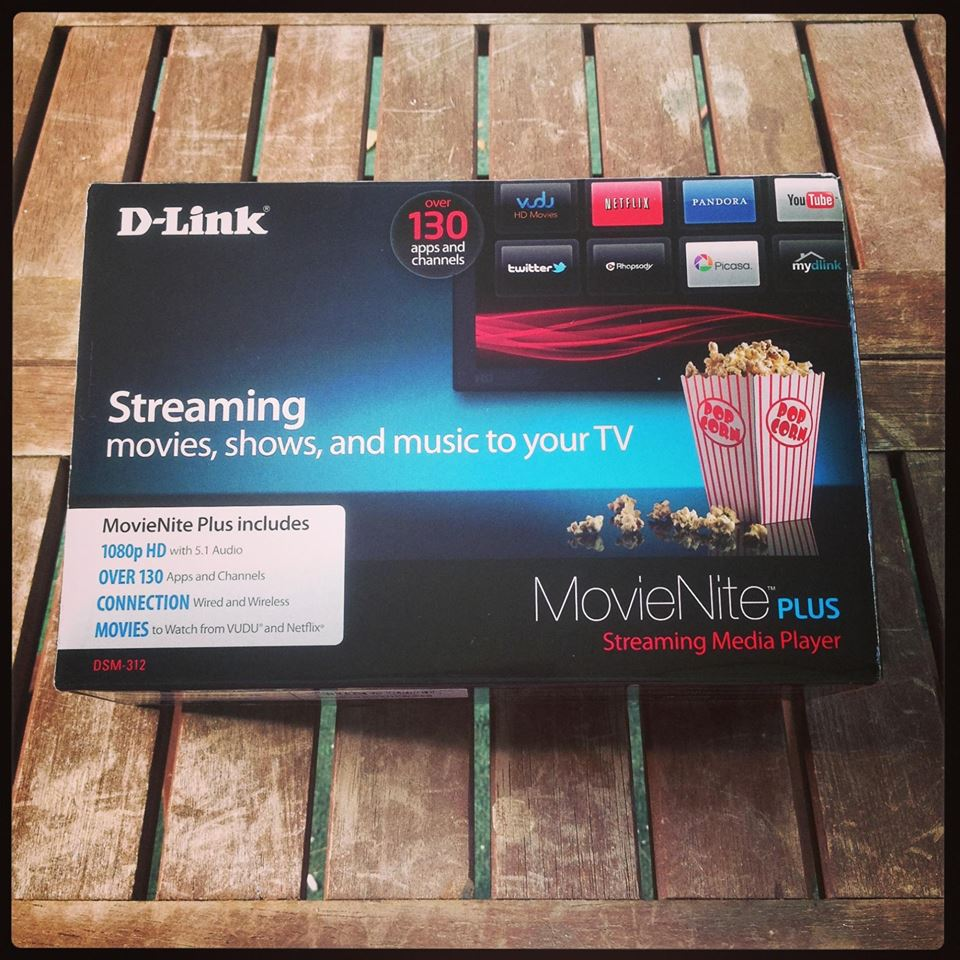 D-Link MovieNite Plus Review
