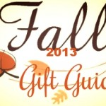 2013 Fall Gift Guide