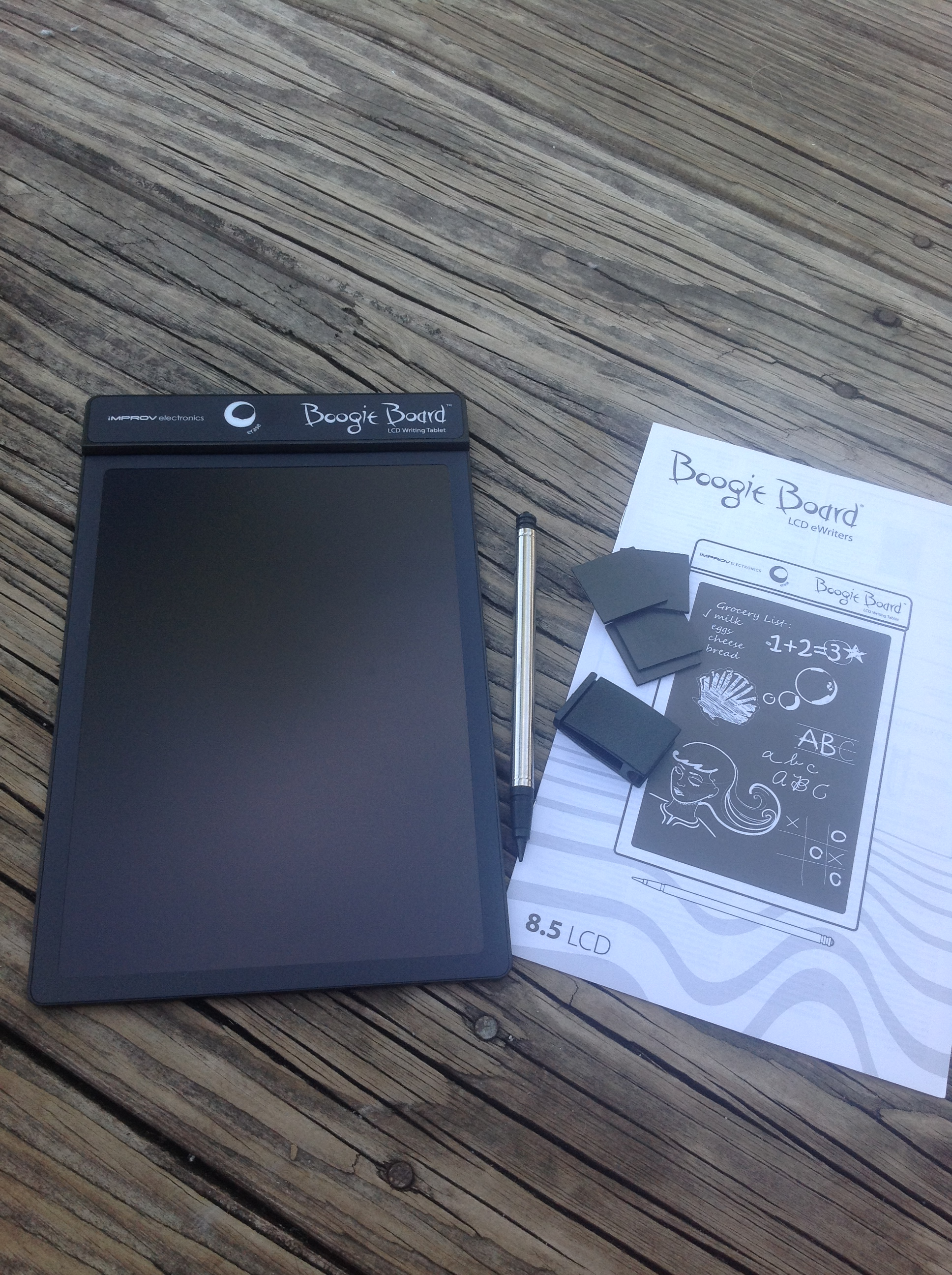 Boogie Board LCD eWriter Review