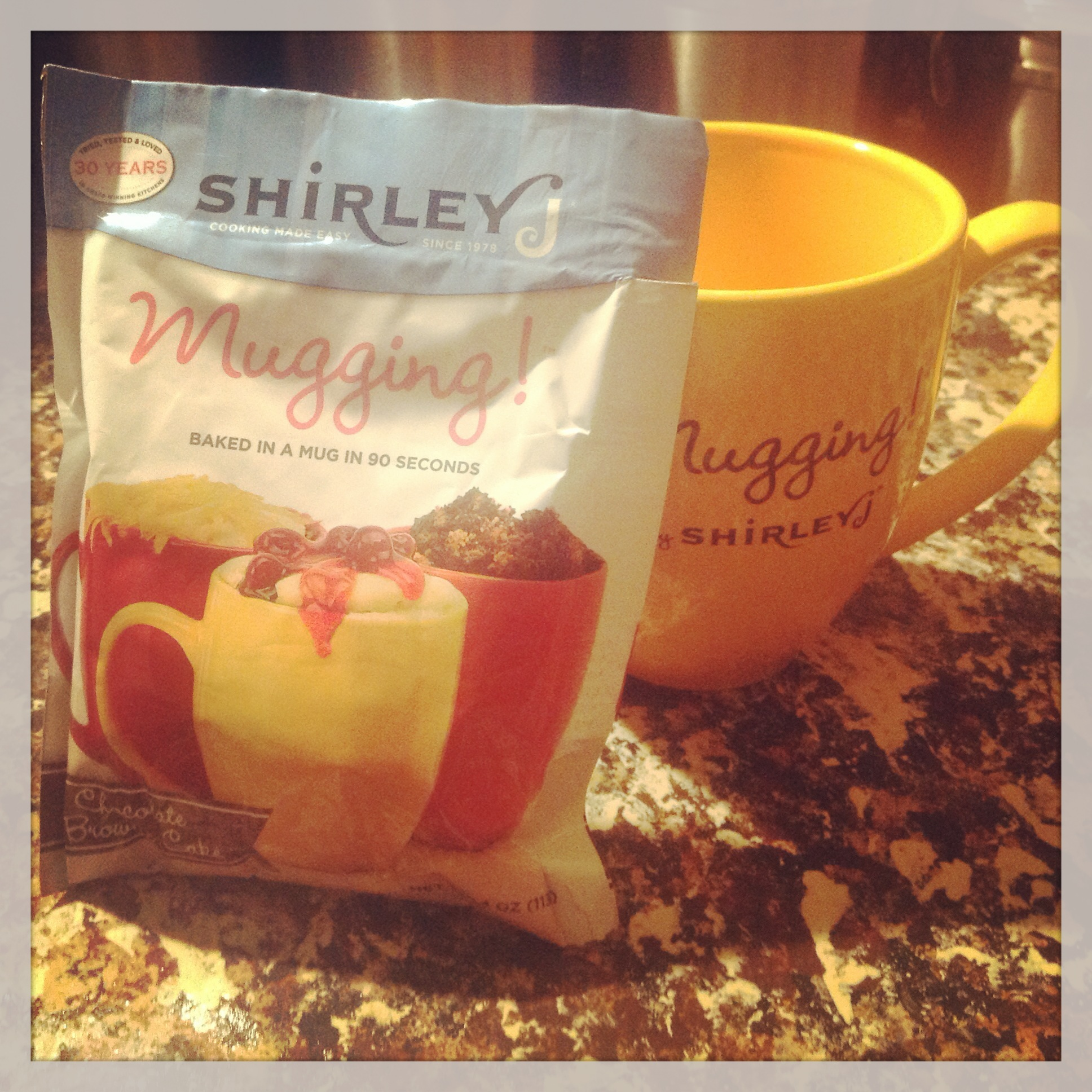 Shirley J Mugging Review