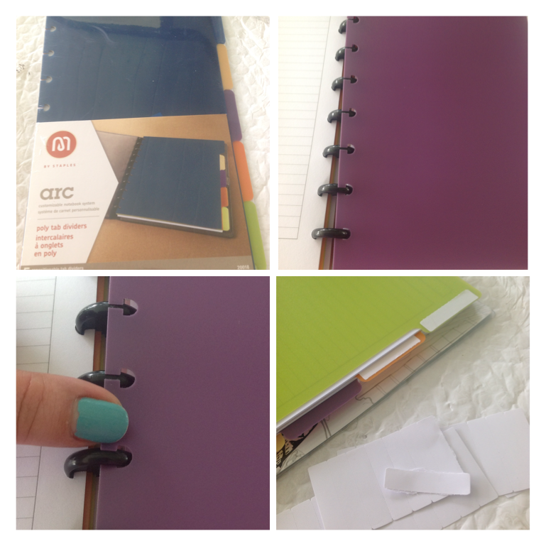 Clear Poly Arc Notebook Review