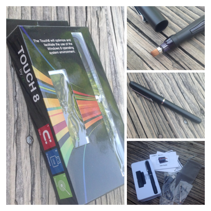 Touch 8 aPen Review