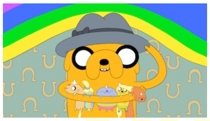 Adventure Time: Jake the Dad Review