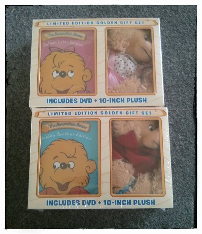 The Berenstain Bears: Golden Editions