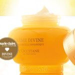 FREE Sample of The NEW L'Occitane Divine Cream