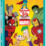 Phineas And Ferb Mission Marvel Review