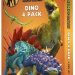 Dino Dan' Dino DVD 4 Pack Review