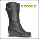 Crocs Women's A-leigh Leather Boot Review