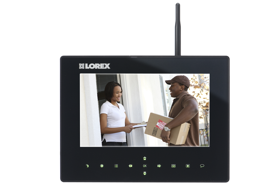 Lorex Wireless Video Monitoring System
