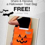 FREE Halloween Treat Bag
