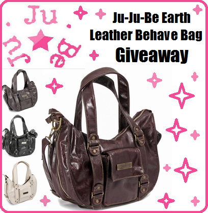 Ju-Ju-Be Earth Leather Behave Bag