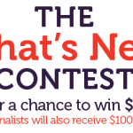 Whats Next Contest Win $10,000