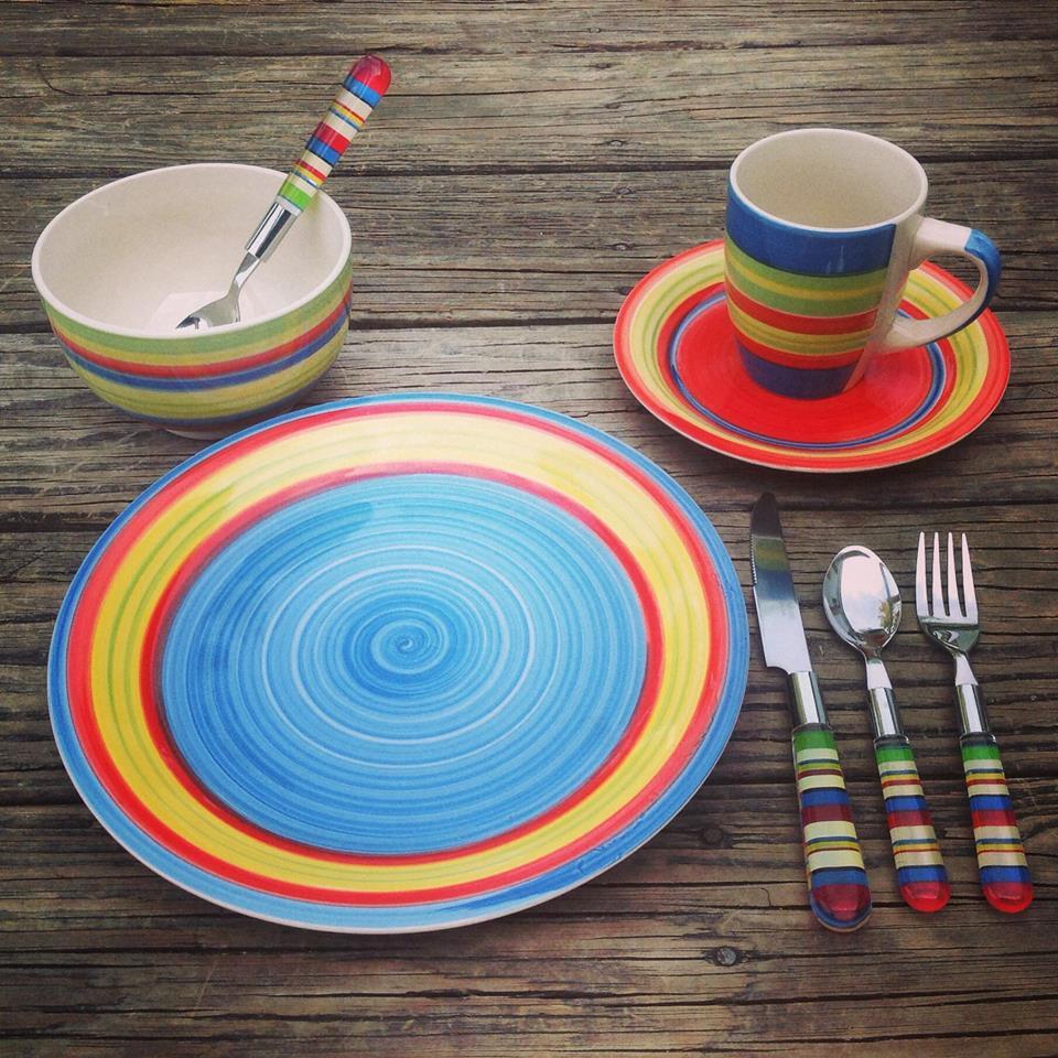 Brylane Home Santa Fe Dinnerware