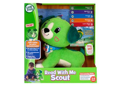 Read With Me Scout