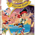 Jake Never Land Pirates: Never Land Rescue