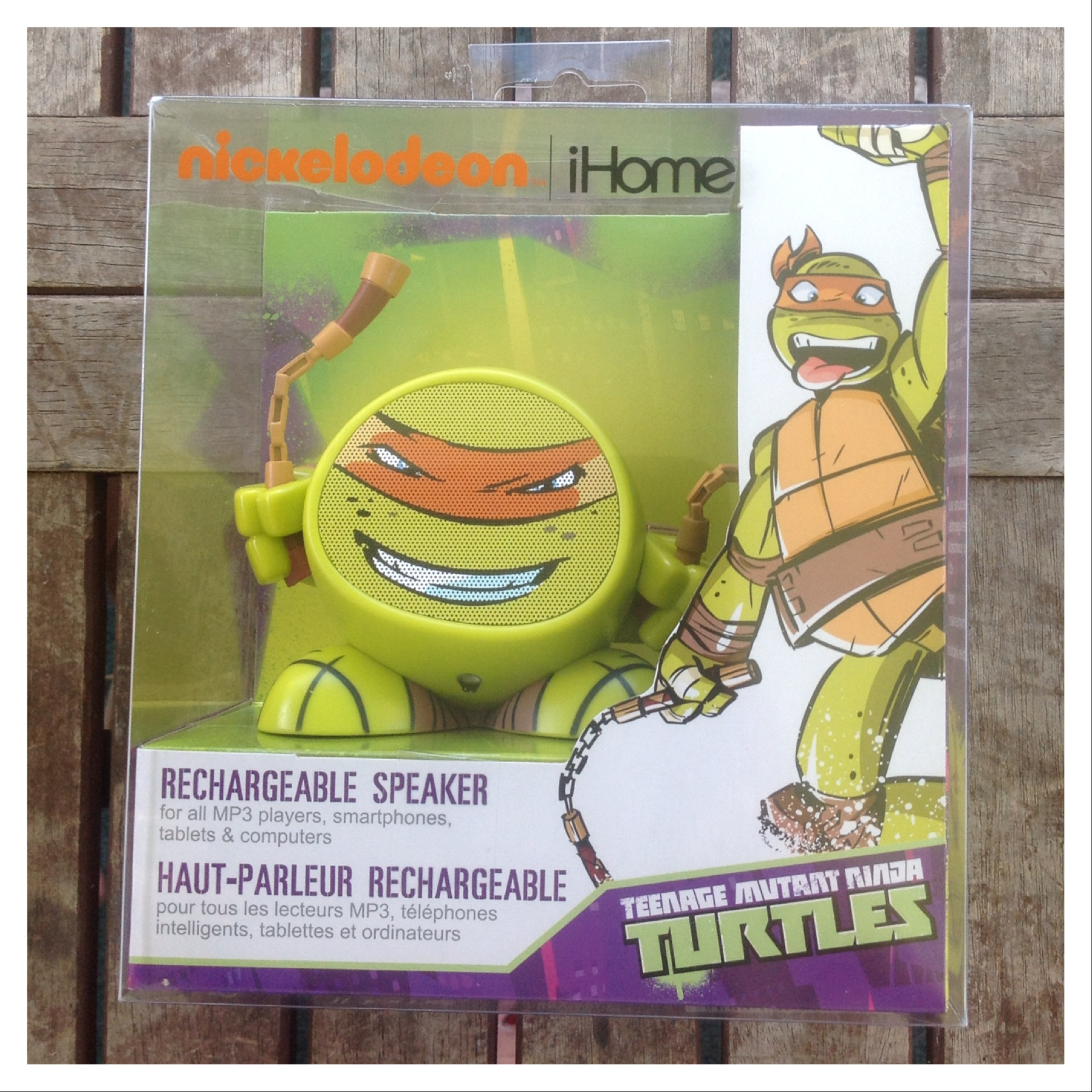 Teenage Mutant Ninja Turtles Speaker