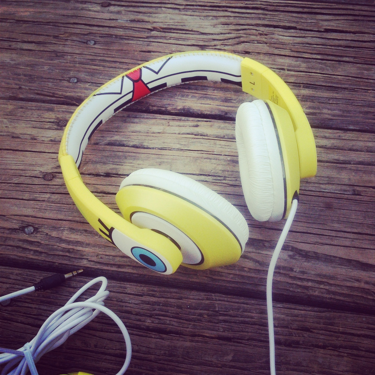 Spongebob Squarepants Over the Ear Headphones