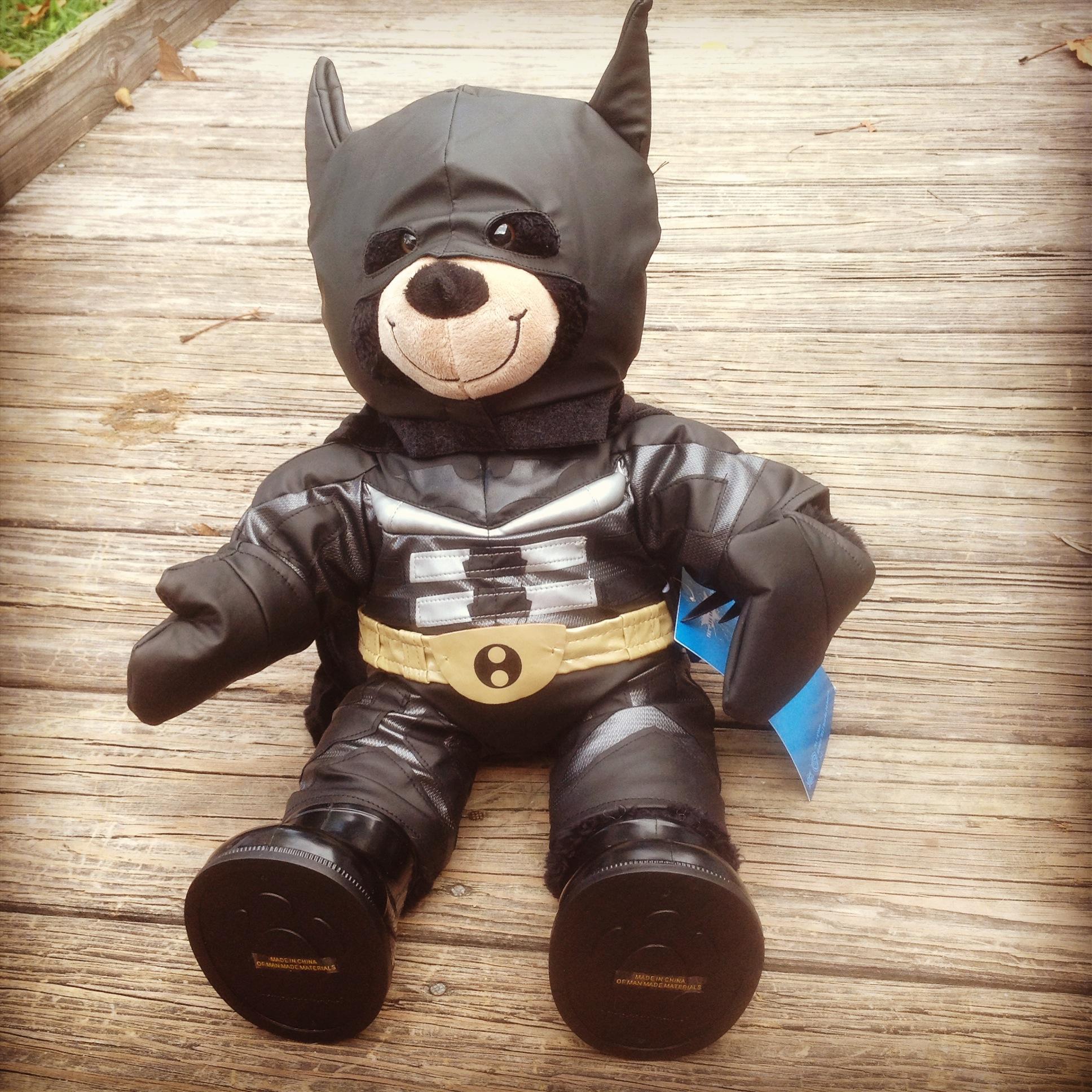 Batman Build-A-Bear