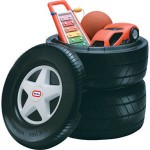 Little Tikes Classic Racing Tire Toy Chest Review