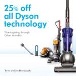 Dyson Black Friday Deals 2013