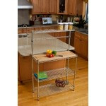 TRINITY EcoStorage Baker's Rack Review