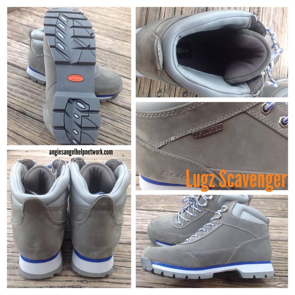 LUGZ Scavenger Boot
