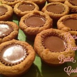 Peanut Butter Cup Cookies Recipe