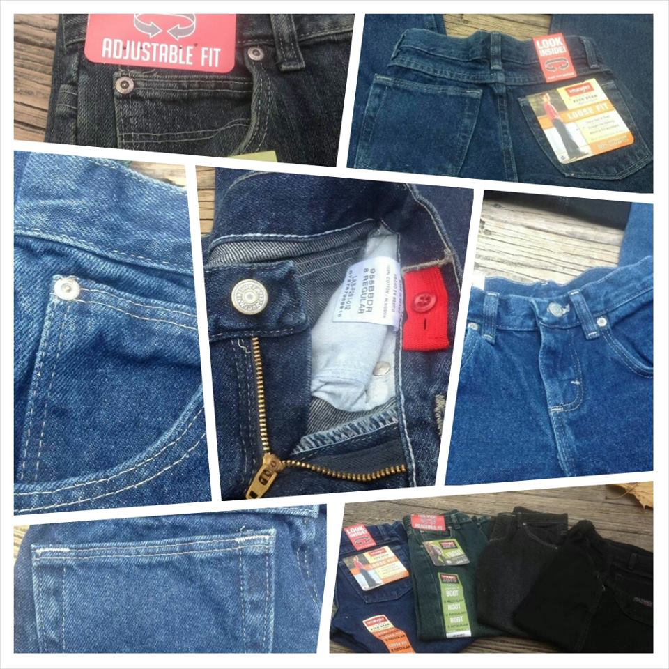 Wrangler Jeans Review