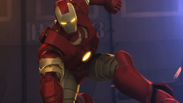 Iron Man & Hulk: Heroes United DVD Review