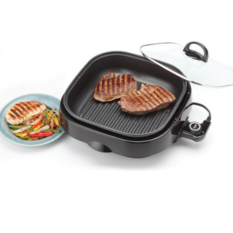 Grillet 3-in-1 Indoor Grill