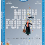 Mary Poppins 50th Anniversary Edition Blu-ray Review