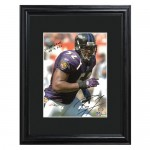 Personalized NFL Autographed Framed Print