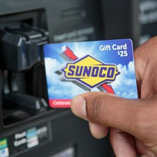 Sunoco Gas Gift Card