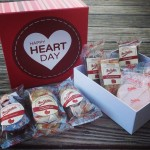 Mrs. Fields Heart Day Bites Box Review