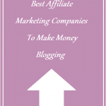 Best Affiliate Marketing Companies To Make Money