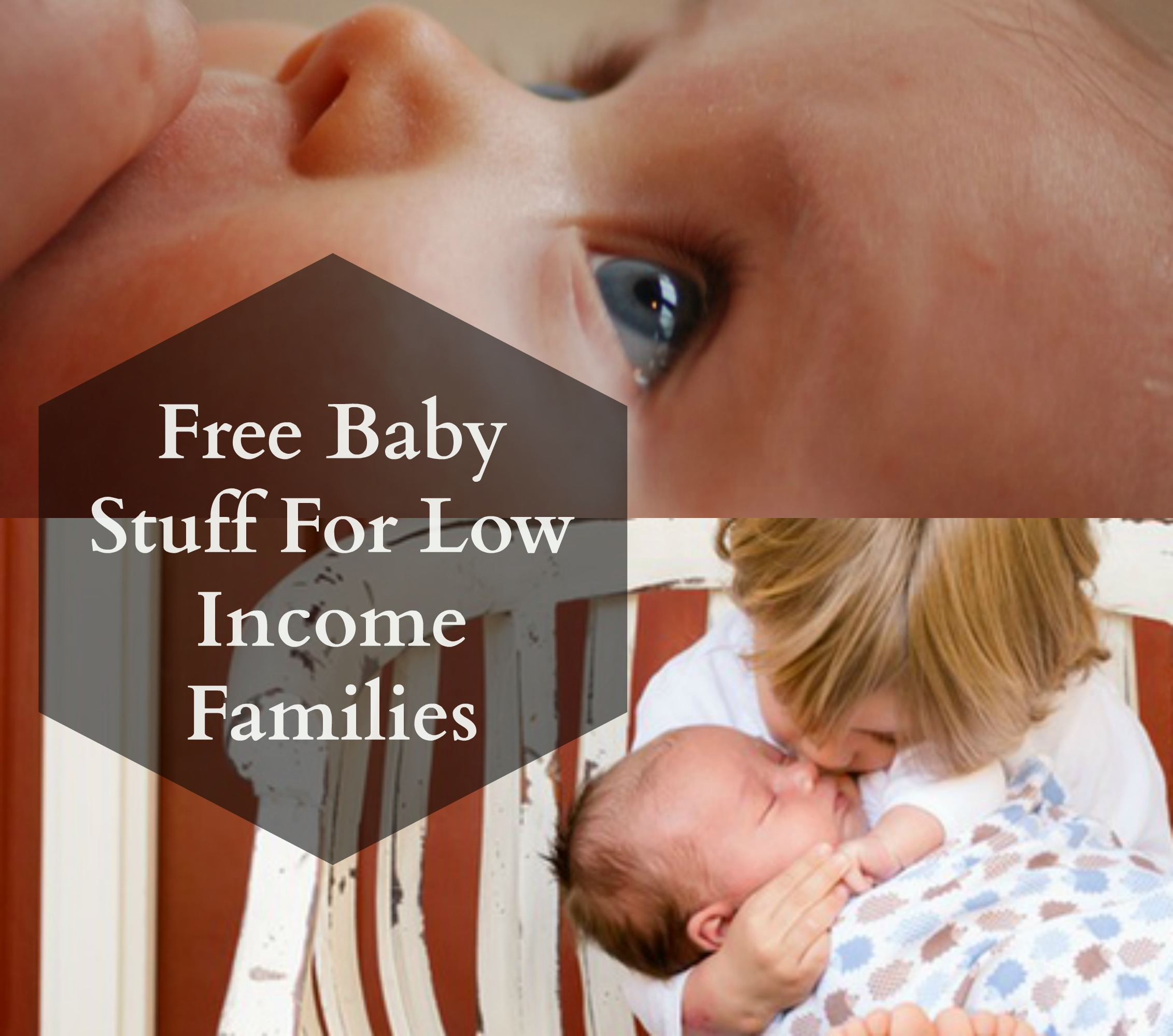 Free Baby Stuff For Low Income Families