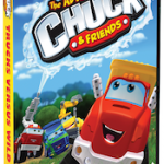 The Adventures of Chuck & Friends: Trucks Versus Wild Review