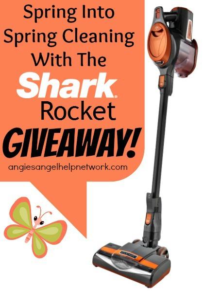 Shark Rocket Ultra Light Weight Vacuum Review