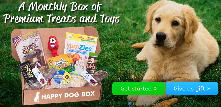 Happy Dog Box